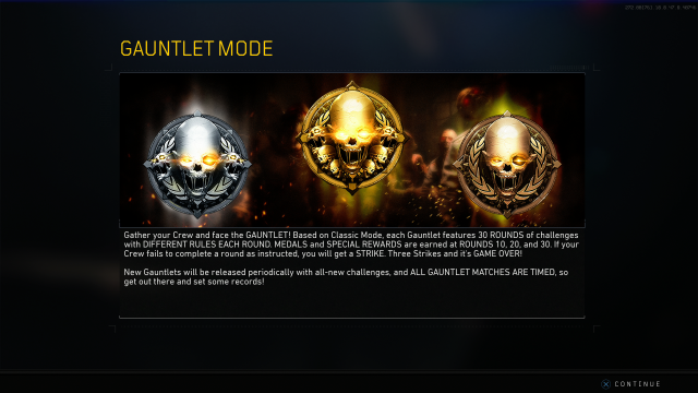 black ops 4 gauntlet mode round challenges guide