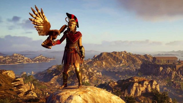 Assassin's Creed Odyssey inventory exclamation point bug