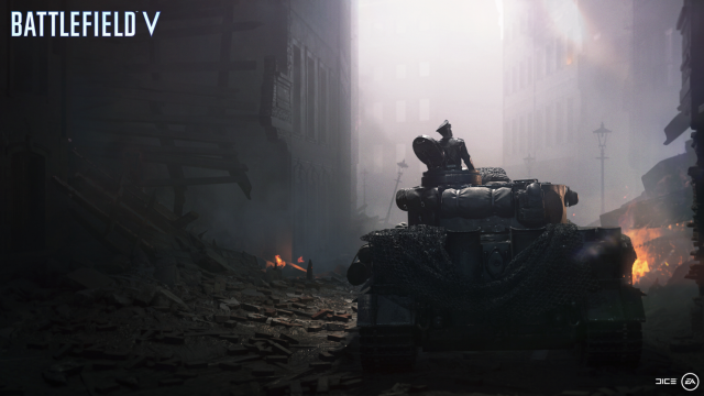 Battlefield 5 rent a server release date feature