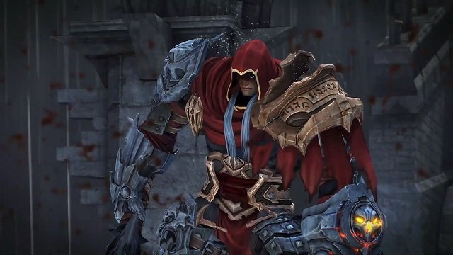 Darksiders Switch port is coming.