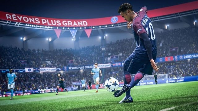FIFA 19 player switching