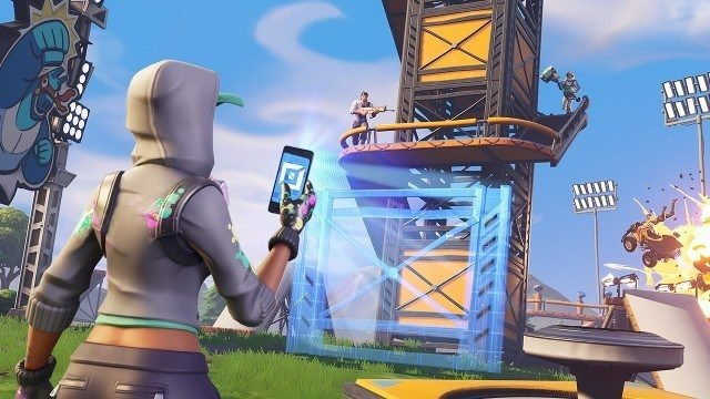Fortnite 1.98 Update Patch Notes