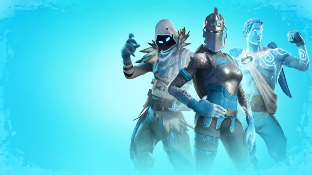 Fortnite Frozen Legends