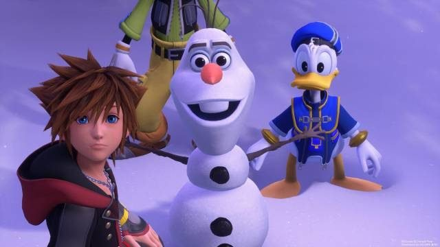 Kingdom Hearts 3 1.03 update