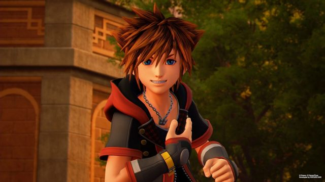 sora voice actor kingdom hearts 3