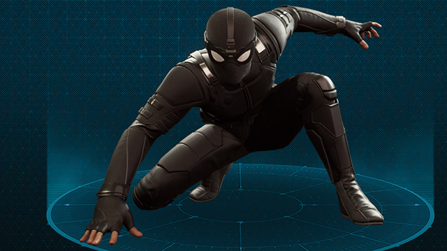 Spider-Man PS4 Suits List: All Costumes and Suit Powers
