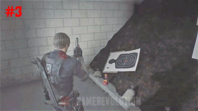 Resident Evil 2 Mr Raccoon 3