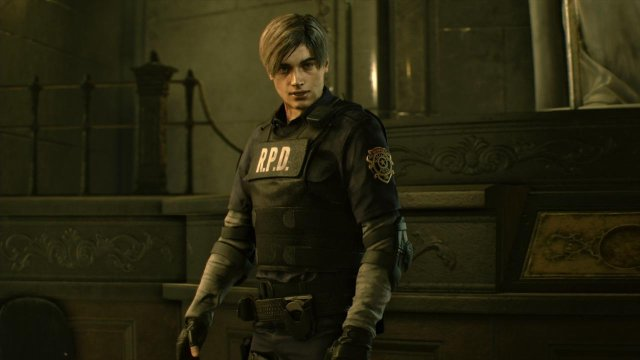 Resident Evil 2 Treasure Photo locations