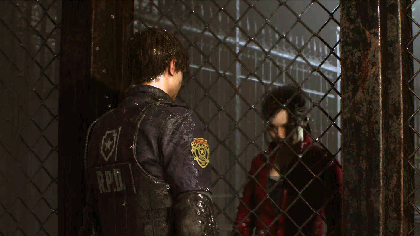 Resident Evil 2 remake A and B scenarios Zapping 1st 2nd run differences