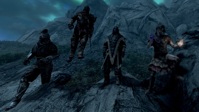 Skyrim co-op - How to enable 8-player coop