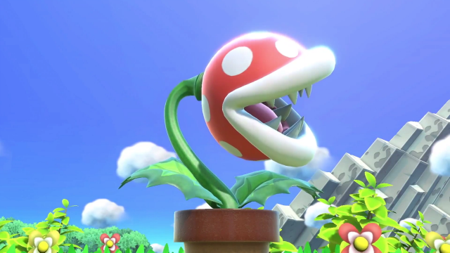 Smash Ultimate Piranha Plant email code fix