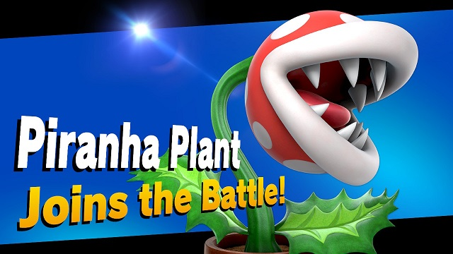 Smash Ultimate update 2.0.0 adds Piranha Plant. Smash Ultimate 2.0.0 update patch notes