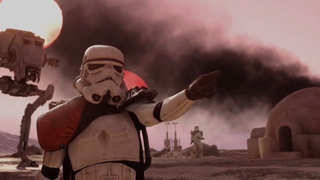 Star Wars Battlefront refund, please.