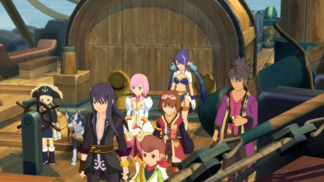 Tales of Vesperia Switch unlock time problem