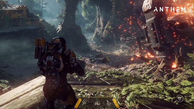 anthem demo start and end date VIP