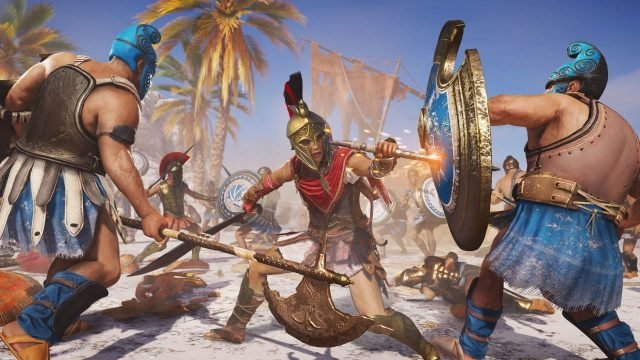 assassin's creed odyssey without a trace