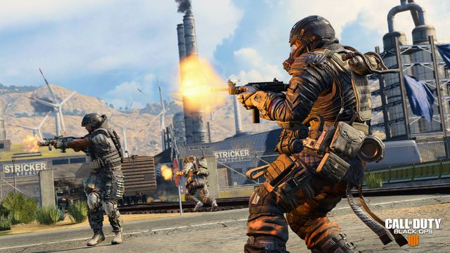 Black Ops 4 mastery camos Blackout and Zombies