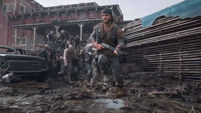 Days Gone Special Edition - what is in the collection