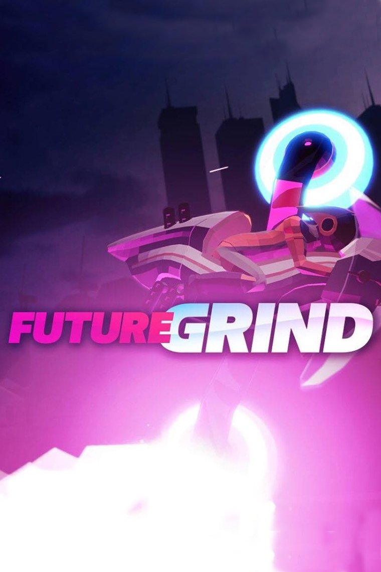 Box art - FutureGrind