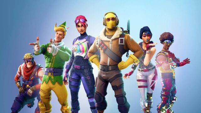 fortnite tops most played list of switch titles in europe