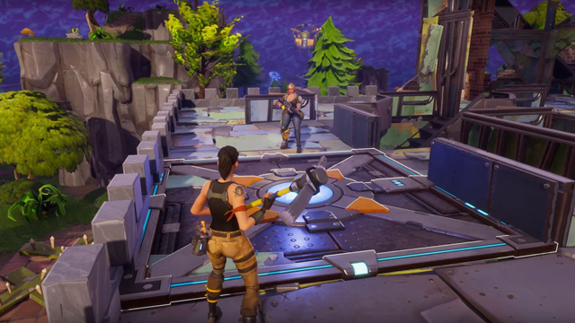 Fortnite account security