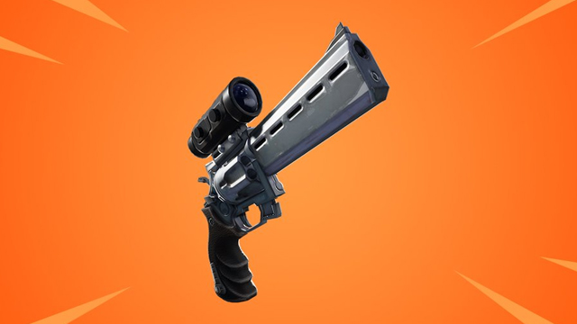 fortnite scoped magnum