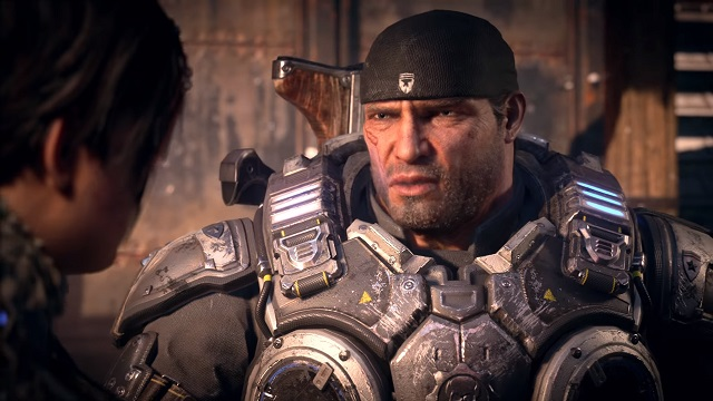 Xbox One keyboard and mouse support Gears 5