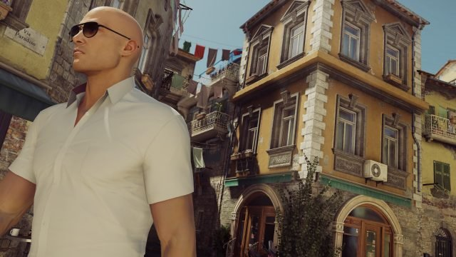 hitman, for honor this month's playstation plus titles