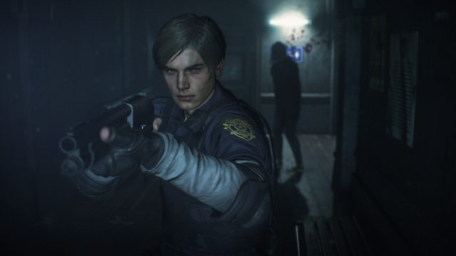 how to save in Resident Evil 2 Remake hard