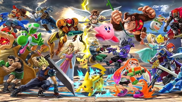 Most downloaded Switch games in Japan for 2018 include Super Smash Bros ultimate