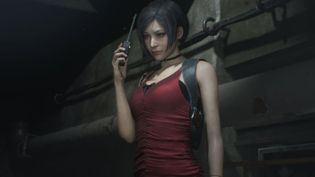 resident evil 2 can you save ada