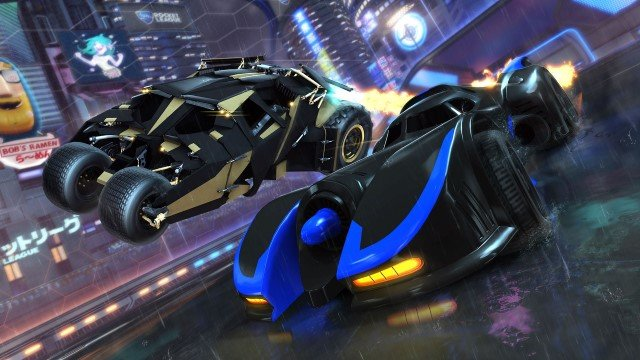 Rocket League Cross-Play on PS4 has been announced but cross