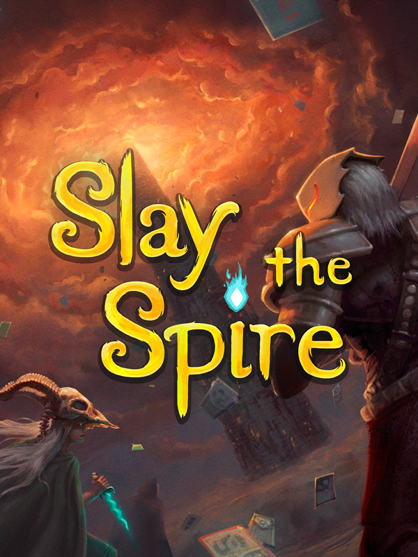 Box art - Slay the Spire