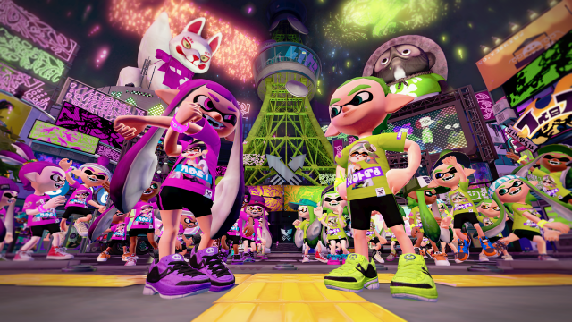 everyone allowed to play in upcoming splatoon 2 european tournament