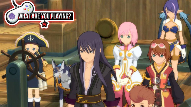 tales of vesperia what are you playing