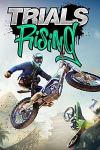 Box art - Trials Rising Review | A successful trial by tire