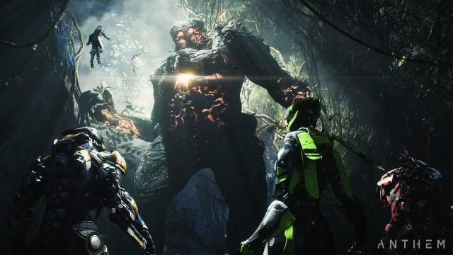 Anthem PC day one patch launch error
