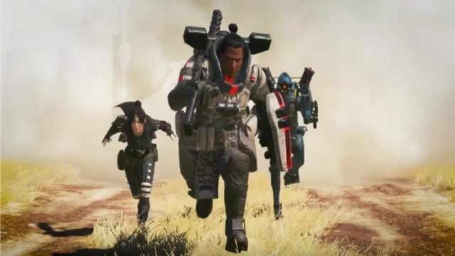 Apex Legends Run Speed