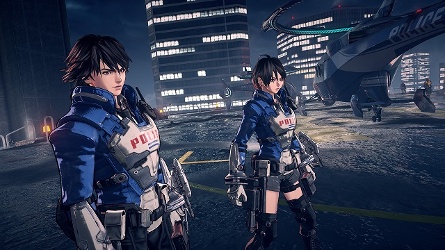 Astral Chain is a video game for the Nintendo Switch, scalebound