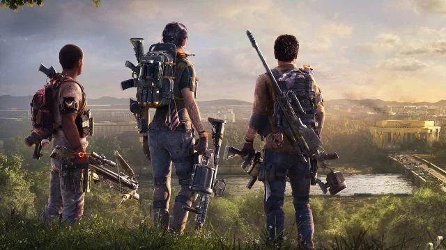 Division 2 Beta how to accept agent backup requests, March 2019 games