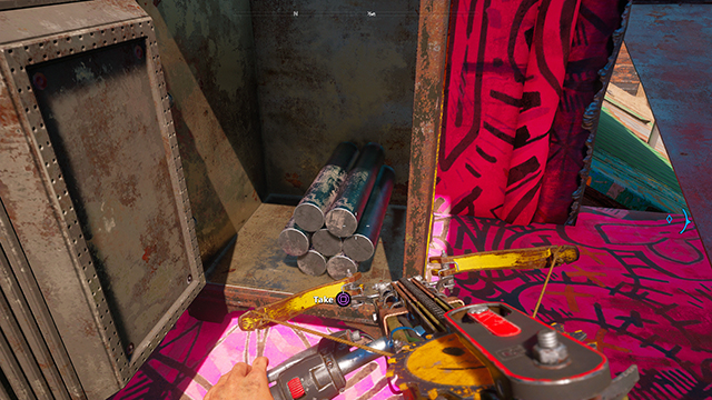 Far Cry New Dawn Safes | How to crack and unlock safes
