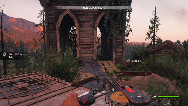 Far Cry New Dawn For Whom the Bear Tolls treasure hunt bell tower