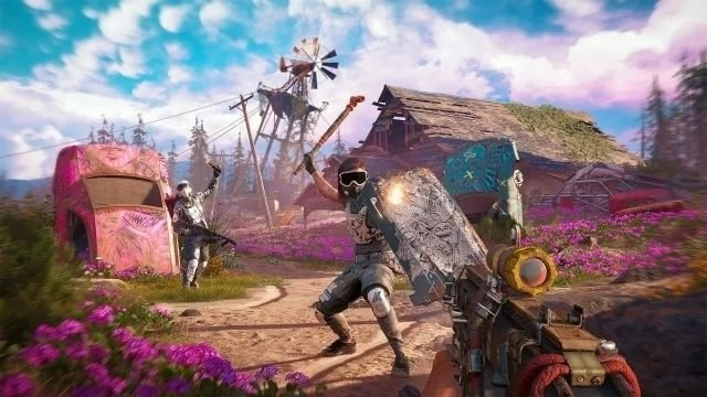 Far Cry New Dawn Microtransactions