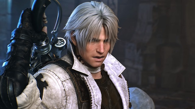 Final Fantasy XIV Shadowbringers release date and Dante-look-alike