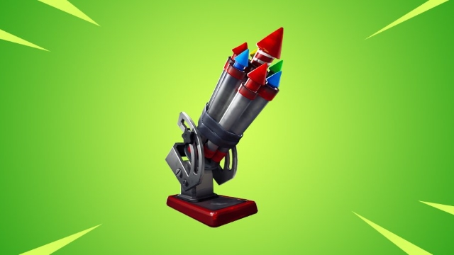 Fortnite Bottle Rockets guide how to use
