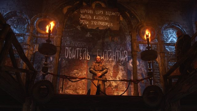 Metro Exodus save Duke