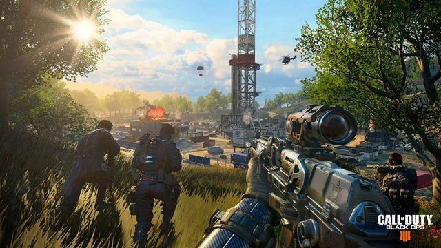 New Black Ops 4 roadmap release date