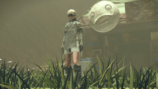 NieR:Automata Game of the YoRHa Edition Review | Attack of ...