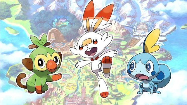 Pokemon Sword And Shield Leaks And Rumors Legendaries And Armored