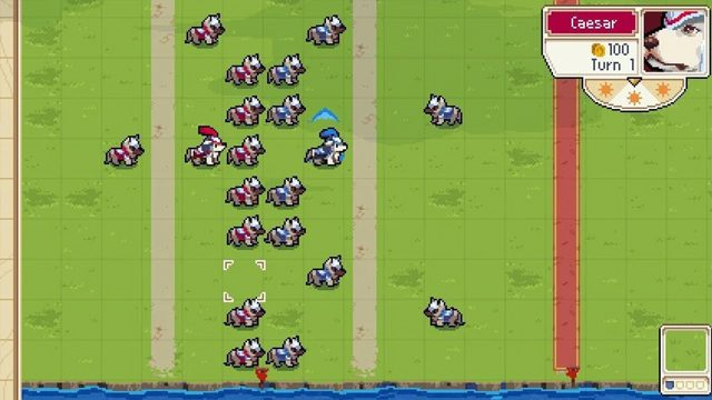 Wargroove Puppy Bowl